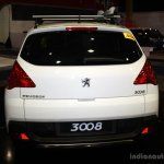 Peugeot 3008 rear at the Philippines Motor Show 2014
