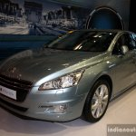 Peugeot 508 Hyrbid4 at the Philippines Motor Show 2014