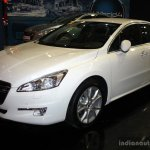 Peugeot 508 at the Philippines Motor Show 2014