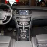 Peugeot 508 interior at the Philippines Motor Show 2014