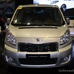 Peugeot Expert Tepee front at the Philippines Motor Show 2014