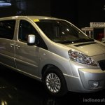 Peugeot Expert Tepee front three quarter at the Philippines Motor Show 2014