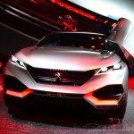 Peugeot Quartz front fascia at the 2014 Paris Motor Show