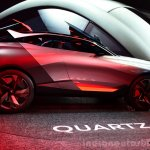 Peugeot Quartz side at the 2014 Paris Motor Show
