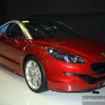 Peugeot RCZ at the Philippines Motor Show 2014