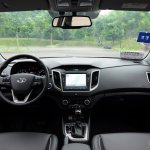 Production Hyundai ix25 images dashboard
