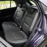 Production Hyundai ix25 images rear seat back