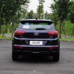 Production Hyundai ix25 images rear