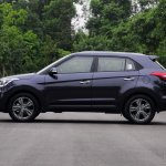 Production Hyundai ix25 images side