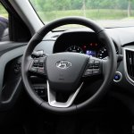 Production Hyundai ix25 images steering