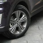 Production Hyundai ix25 images wheel