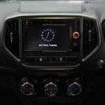 Proton Iriz press image touchscreen
