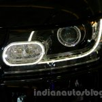 Range Rover LWB headlamp at the 2014 Indonesia International Motor Show