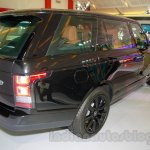 Range Rover LWB rear three quarters right at the 2014 Indonesia International Motor Show