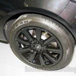 Range Rover LWB wheel at the 2014 Indonesia International Motor Show