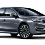 Refreshed Renault Samsung SM7 Nova press shots