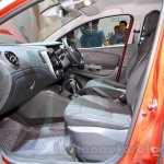 Renault Captur at the 2014 Indonesia International Motor Show front seat