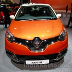 Renault Captur at the 2014 Indonesia International Motor Show front
