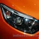 Renault Captur at the 2014 Indonesia International Motor Show headlight
