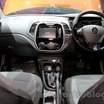 Renault Captur at the 2014 Indonesia International Motor Show interior