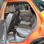 Renault Captur at the 2014 Indonesia International Motor Show rear seat