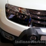 Renault Duster AWD at the 2014 Indonesia International Motor Show foglight