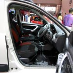 Renault Duster AWD at the 2014 Indonesia International Motor Show front seat