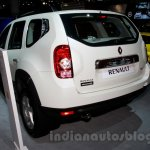 Renault Duster AWD at the 2014 Indonesia International Motor Show rear quarter