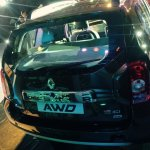 Renault Duster AWD launch live image rear