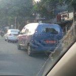 Renault Lodgy IAB spied Chennai rear