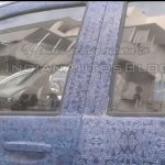 Renault Lodgy MPV spied interior