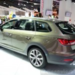 Seat Leon X-Perience rear three quarters left at the 2014 Paris Motor Show