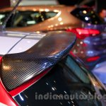 Sporty Hyundai Grand i10 at the 2014 Indonesia International Motor Show spoiler