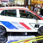 Sporty Hyundai Grand i10 at the 2014 Indonesia International Motor Show
