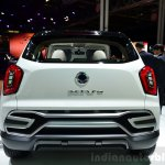 Ssangyong XIV-Air Concept rear fascia at the 2014 Paris Motor Show
