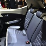 Ssangyong XIV-Air Concept rear seat at the 2014 Paris Motor Show