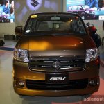 Suzuki APV front at the CAPMI 2014