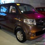 Suzuki APV front three quarter at the CAPMI 2014