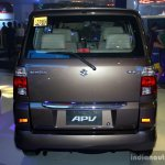 Suzuki APV rear at the CAPMI 2014