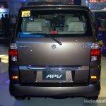Suzuki APV rear at the CAPMI 2014