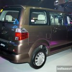 Suzuki APV rear three quarter at the CAPMI 2014
