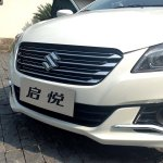 Suzuki Alivio in China grille