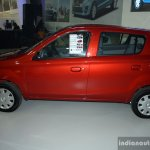 Suzuki Alto 800 profile at the 2014 CAMPI