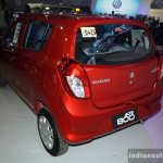 Suzuki Alto 800 rear three quarter at the 2014 CAMPI