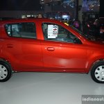 Suzuki Alto 800 side at the 2014 CAMPI
