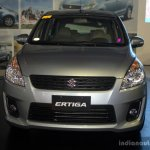 Suzuki Ertiga front at the CAPMI 2014