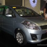 Suzuki Ertiga front three quarter at the 2014 CAMPI