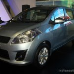 Suzuki Ertiga front three quarter right at the 2014 CAMPI