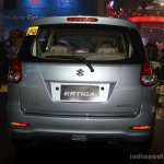 Suzuki Ertiga rear at the 2014 CAMPI