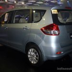 Suzuki Ertiga rear left three quarter at the 2014 CAMPI